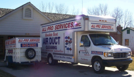 Air Duct Truck